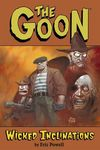 Goon Volume 5: Wicked Inclinations TPB - nick & dent