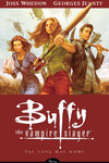 Buffy the Vampire Slayer: Season Eight Vol. 1 - The Long Way Home TPB - nick & dent