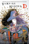 Vampire Hunter D Volume 8: Mysterious Journey to the North Sea, Part two - nick & dent