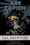 Abe Sapien Volume 1: The Drowning TPB - nick & dent