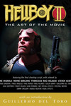 Hellboy II: The Art of the Movie TPB - nick & dent