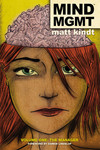 Mind MGMT Volume 1 HC (Matt Kindt Signed Edition)