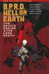B.P.R.D. Hell on Earth Volume 4 - The Long Death & The Devil's Engine TPB (Allie, Crook & Stewart Signed Edition)