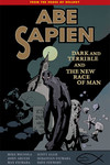Abe Sapien Volume 3: Dark and Terrible and the New Race of Man TPB (Mike Mignola, Scott Allie & Dave Stewart Signed Edition)