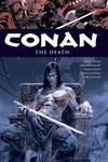 Conan Volume 14: The Death HC (Brian Wood Signed Edition)