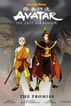 Avatar: The Last Airbender - The Promise Library Edition HC (Signed Edition)