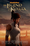 The Legend of Korra: The Art of the Animated Series HC Book One - Air (Signed Edition)