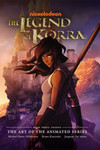 Legend of Korra: The Art of the Animated Series HC Book Three - Change (Signed Edition)