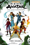 Avatar: The Last Airbender - The Search Library Edition HC (Signed Edition)