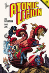 Atomic Legion HC (Mike Richardson Signed Edition)