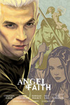 Angel & Faith: Season Nine Library Edition HC Volume 2 - nick & dent