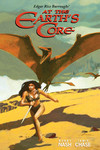Edgar Rice Burroughs' At the Earth's Core HC - nick & dent