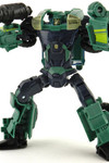 Transformers Prime Ironhide(Sergent Kup) Deluxe Action Figure