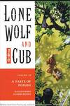 Lone Wolf and Cub Vol. 20: A Taste of Poison TPB - nick & dent