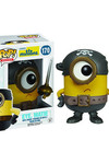 Pop Minions Eye Matey Vinyl Figure