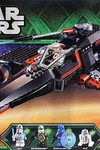 Lego Star Wars Jek-14's Stealth Starfighter (75018)