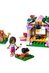 Lego Friends Andrea's Mountain Hut (41031)