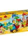 Lego Duplo Jake and the Never Land Pirates Beach Racing (10539)