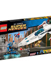 Lego DC Superheroes Darkseid Invasion (76028)