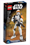 Lego Star Wars Buildable Figures - Clone Commander Cody (75108)