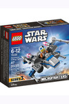 Lego Star Wars Microfighters - Resistance X-Wing Fighter (75125)