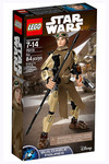 Lego Star Wars Buildable Figures - Rey (75113)