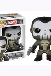 Pop Marvel Nemesis Punisher Vinyl Figure