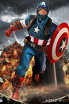 One-12 Collective Captain America Action Figure