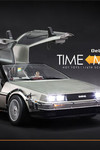 Hot Toys Back To the Future DeLoren 1/6 Scale Vehicle