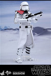 Hot Toys Star Wars First Order Snowtrooper Officer 1/6 Scale Figure