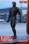 Hot Toys Captain America: Civl War Black Panther 1/6 Scale Figure