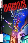 Magnus Robot Fighter #4 (Hester Subscription Variant)