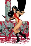 DF Vampirella #1 Virgin Art Dodson