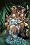 Grimm Fairy Tales Oz Age Of Darkness (Cover B - Lashley)