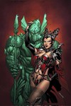 Grimm Fairy Tales Oz Age Of Darkness (Cover C - Atkins)