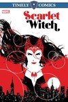 Timely Comics Scarlet Witch