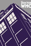 Doctor Who Deluxe Undated Diary