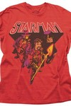 Starman Previews Exclusive Red T-Shirt MED