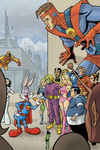 Legion Of Super Heroes Bugs Bunny Special #1 (Templeton Variant Cover Edition)