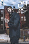 24 Legacy Rules Of Engagement #3 (of 5) (Subscription Variant)