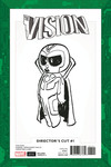 Vision Directors Cut #1 (of 6) (Young Black & White Variant Cover Edition)