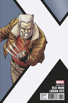 Old Man Logan #25 (Kirk Corner Box Variant Cover Edition)