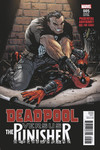 Deadpool vs. Punisher #5 (of 5) (Stegman Variant Cover Edition)