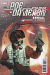 Star Wars Poe Dameron Annual #1 (Asrar Variant Cover Edition)