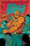 Doc Savage Ring Of Fire #4 (of 4) (Cover B - Marques)