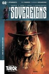 Sovereigns #2 (Cover A - Segovia)