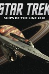 Star Trek Ships Of Line 2018 Wall Calendar