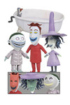 Nightmare Before Christmas Select Series 3 Lock Shock & Barrel Action Figure