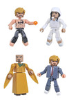 Marvel Netflix Iron Fist Minimates Set