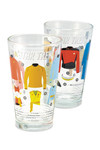 Star Trek Uniforms Pint Glass 2pc Set